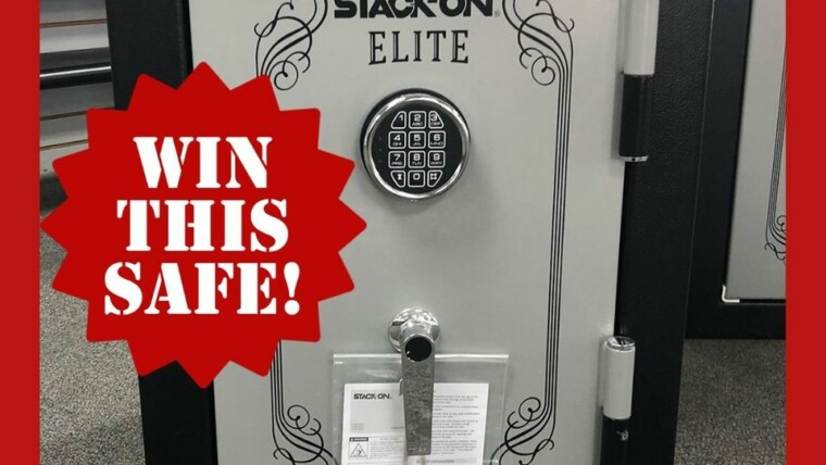Win a New Safe for the New Year!