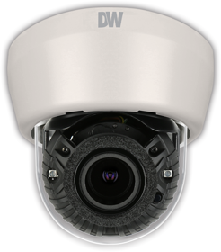 2.1 MP Indoor Dome 3.0-10.5mm